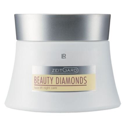 ZEITGARD Beauty Diamonds Нощен крем